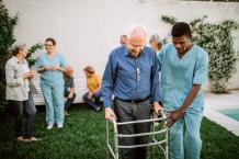 At The Village at Sugar Land, we have trained attendants and nurses who know how to properly assist the residents. Moreover, we are capable of being at the side of your loved ones in every step of the way.