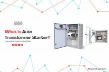 What is Auto Transformer Starter?