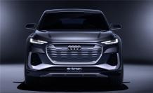 Audi Q4 Sportback e-tron electric SUV