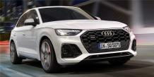The new Audi SQ5 TDI with 341 hp and 48V mild-hybrid system | Spare Wheel