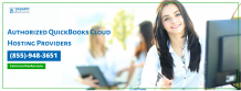 QuickBooks Cloud Hosting Providers- Talk to our authorized QB experts.