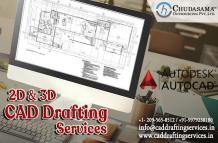 CAD Drafting Services | 2D & 3D Services | BIM Drafting Services