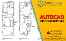 Architectural CAD Drawing, Drafting and Detailing Services