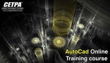 AutoCAD Online Training Course   AutoCAD Online Certification Course   CETPA