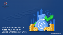 Avail Personal Loan to Meet Your Need of Varied Emergency Funds