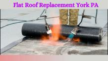Flat Roof Replacement Company in PA