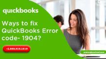 Fix QuickBooks Install Error 1904 (Causes & Troubleshooting)