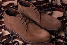 Navona - Men's Suede Boots By Barker