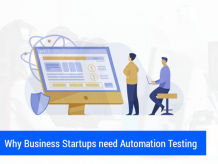 Why startups need QA automation testing for business projects