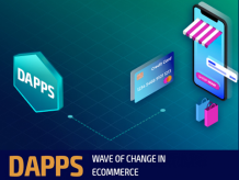 Distributed dapp application development impact on eCom