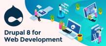 Why businesses prefer Drupal 8 CMS for web development -