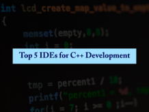 Best IDE or code editor software for C++ app development - Evontech Blog