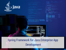 Spring architecture frameworks for Java business applications