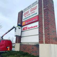 Get Reliable Electrical Sign Repairs from Professionals near You – Electrical Contracting Company