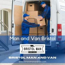 man and van bristol