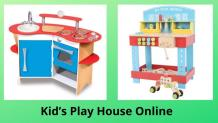 Why Should You Prefer Buying Kid's Play House Online?
