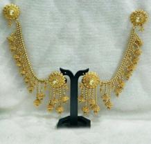 Buy Women's Bahubali Earrings Online : Babosa Sakhi