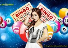 Play New Bingo Sites UK Game - Lady Love Bingo