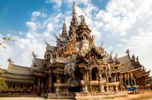 Bangkok Pattaya Package Tour with Sanctuary of Truth
