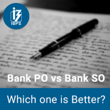 Which exam is tougher SBI PO or SBI SO?