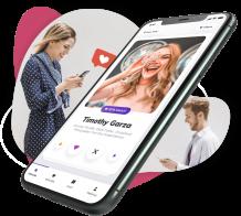 Tinder Clone   Tinder Clone App   Dating App Development Solution