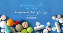 A1apotheke - Online-Apotheke, Online-Rezept - ohne Wartezeiten