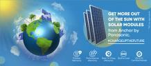 Solar PV Modules - Panasonic Life Solutions India