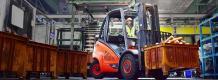 Forklift Manufacturers in India | Buy Forklift Truck | Linde Material Handling