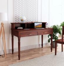 Buy Study Table Wooden Online - Sheesham Wood Study Table