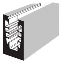 Base shoe glass railing systems | TAG Hardware
