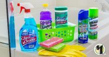Basic cleaning supply haul