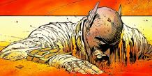 Batman Last Knight on Earth: The Story of Omega - Batman Factor