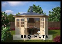 BBQ Huts Are Available for Sale at Attractive Prices: Get Them Now – Garden Building Supplier