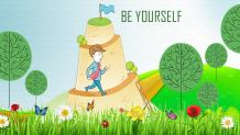 Blog - How To Be Yourself   WOWzforHappyness