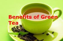 Green Tea Benefits - BenefitsOF