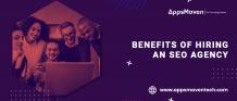 Benefits of Hiring an SEO Agency