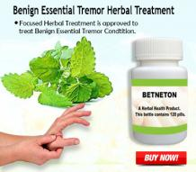 Use Natural Remedies for Benign Essential Tremor and No More Shaky Hands
