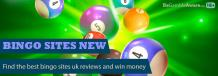 Find the best bingo sites uk reviews and win money