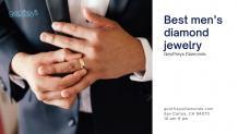 Best men's diamond jewelry