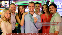 Free bingo games - advantages of playing best online bingo - Delicious Slots