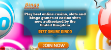 You should know about best online bingo – advertised feature