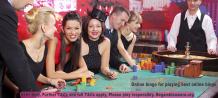 Online bingo for playing best online bingo