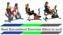 Best Recumbent Exercise Bikes in 2018 - Ultimate Fitness Gadgets