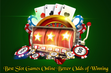 Best Slot Games Online Better Odds of Winning - Lady Love Bingo