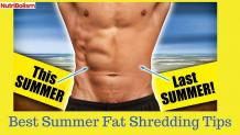 [7] Fat Shredding Tips To Get That Summer Body