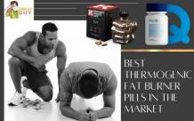 Natural Thermogenic Fat Burner Pills: Instant Knockout & PhenQ