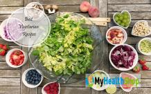Best vegetarian recipes, here is the healthy easy, Meals, Dinner for you