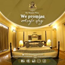 Best Resort in Jaipur At the Vijayran Palace