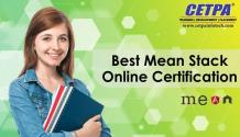 MEAN Stack Online Training   MEAN Stack Online Certification Course   CETPA