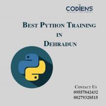 Best python training institute in Dehradun